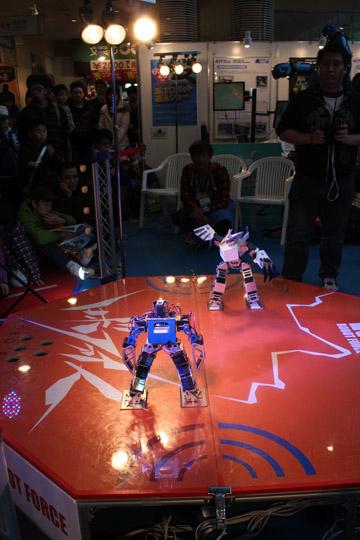 ROBOT FORCE / JSRC