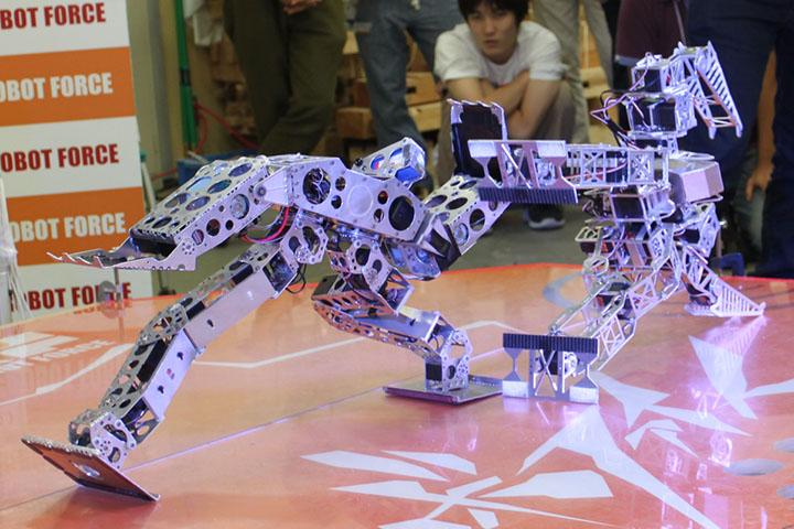ROBOT FORCE